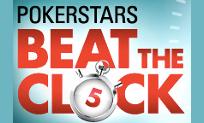 Beat The Clock on PokerStars